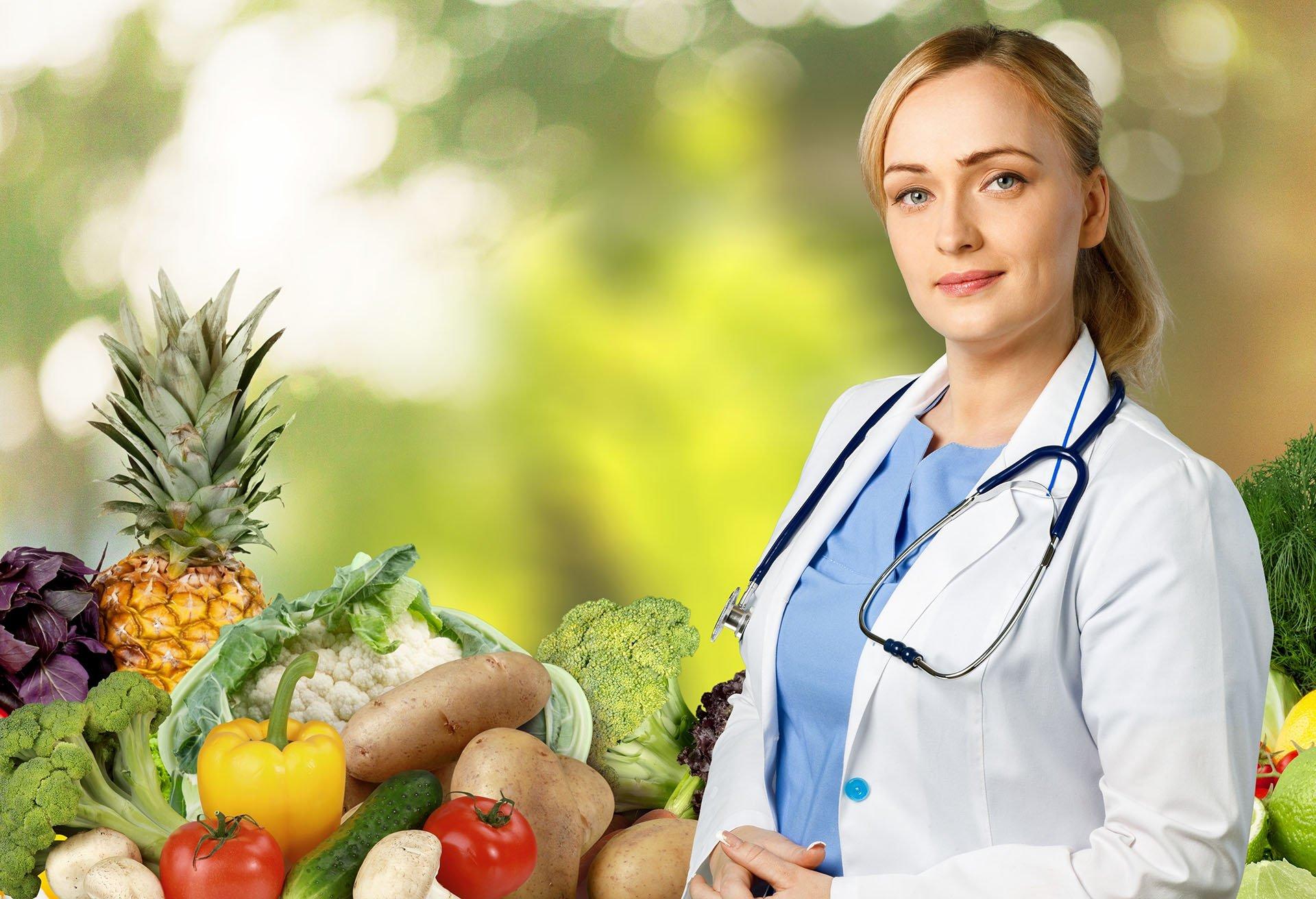Docteur et alimentation