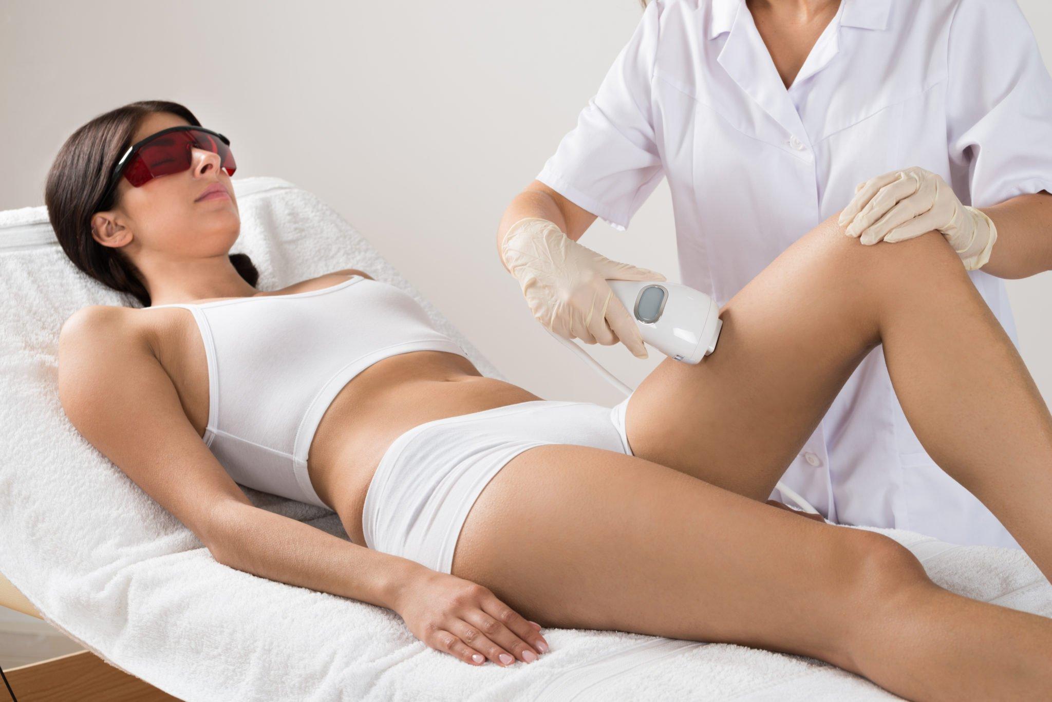 Epilation laser jambes suisse